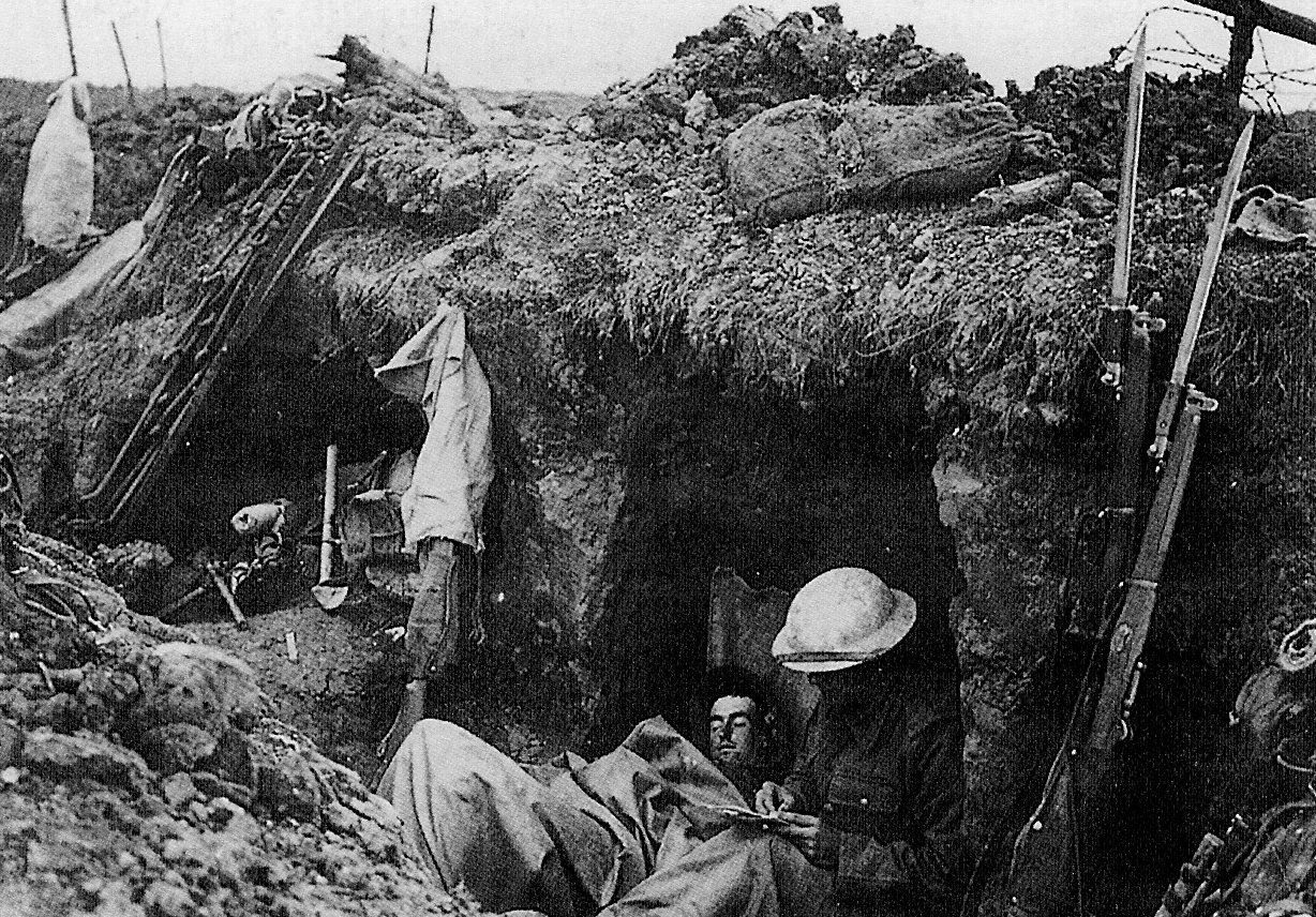 ww1 life in the trenches It offers a clear view of life and death in the trenches seen by one of the authors of the book national socialism and the first world war, told spiegel online.